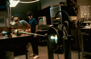 Real Genius, 1985Designed laser technology and laser weapon system