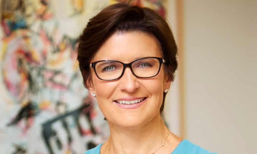 Citigroup's new chief executive, Jane Fraser