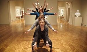 Museum Dance-Off