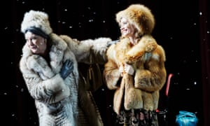 Anna Karenina review – Lisa Dwan gives uncertain dazzle to