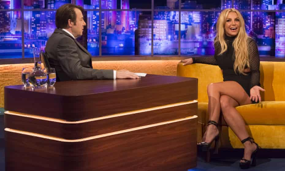Off-script … comments she made during the recording of the Jonathan Ross show were not broadcast.