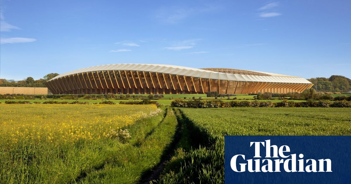 Forest Green Rovers granted planning permission for all-wooden stadium