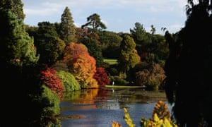 Sheffield Park in Uckfield by Capability Brown