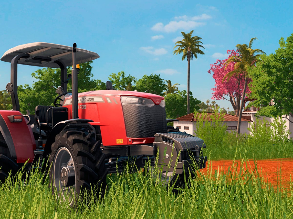 Codes For Farming Simulator Roblox 2020 Meet The Real Life Farmers Who Play Farming Simulator Simulation Games The Guardian
