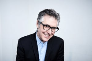 Ira Glass: 'It started as a joke and then become a reality.'