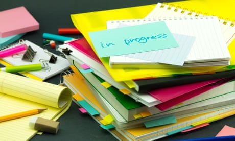I feel completely in control': stress-busting teaching