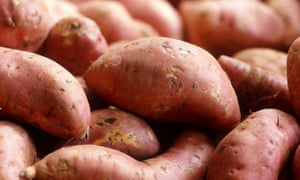 Sweet success. The pioneering British farmers hope to knock spuds off their rivals.