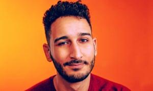 Aymann Ismail, host of Man Up.