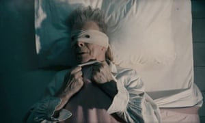 'I realise now that he knew he was dying' … David Bowie in the video for Lazarus