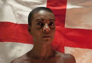 Reaching out … Linton will co-direct Richard II at Shakespeare's Globe with its star, Adjoa Andoh.