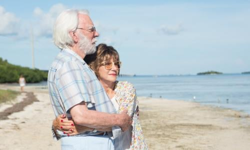 The Leisure Seeker review – Mirren and Sutherland in syrupy