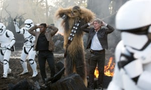 Star Wars: The Force Awakens is the jewel in Sky's film crown