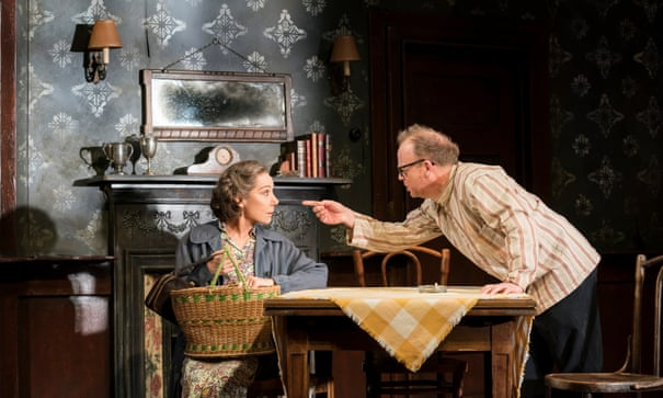 The Birthday Party review – Pinter's cryptic classic turns