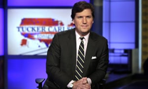 Fox News host Tucker Carlson: 'Putin, for all his faults, does not hate America as much as many of these people do.'