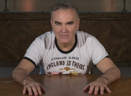 Sonic ugliness reflecting his worldview? … Morrissey.