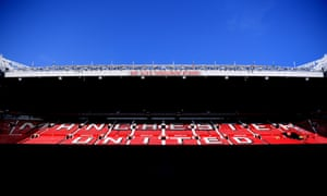 A view of Old Trafford
