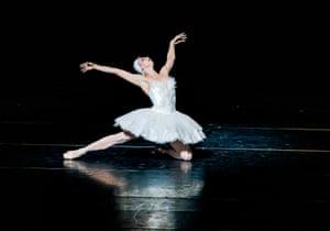 Natalia Osipova in Dying Swan
