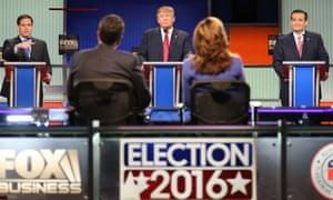 GOP Presidential Candidates Debate In Charleston
