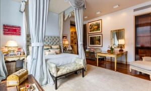Arianna Huffington's 'sleep sanctuary', on offer as a competition prize.