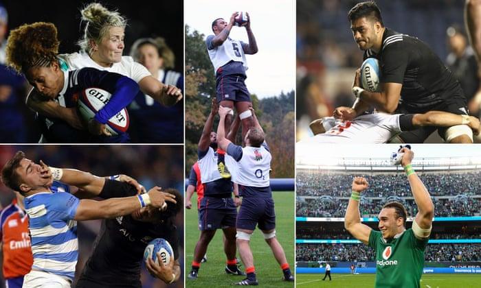 União de rugby: 10 coisas para olhar para fora no outono internacional