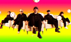 Super Furry Animals … Giving it 110% and leaving everything on the park.