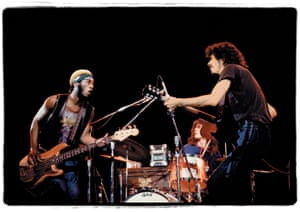 Santana at Tanglewood, August 18, 1970.