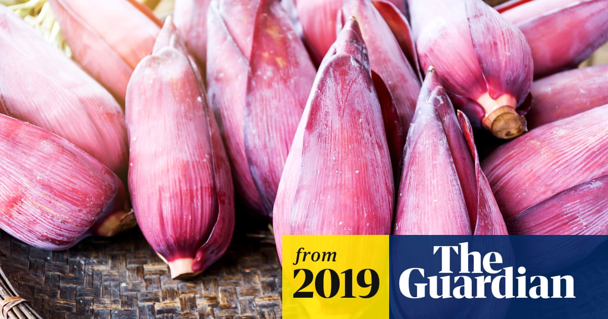 Banana blossom: the next vegan food star with the texture of fish