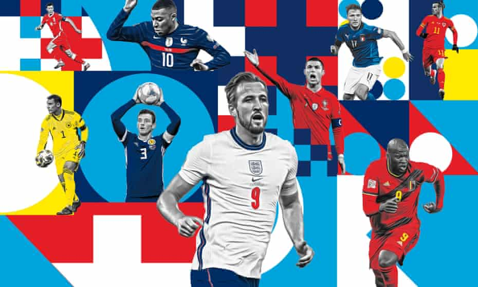 The stage is set for Europe's biggest stars