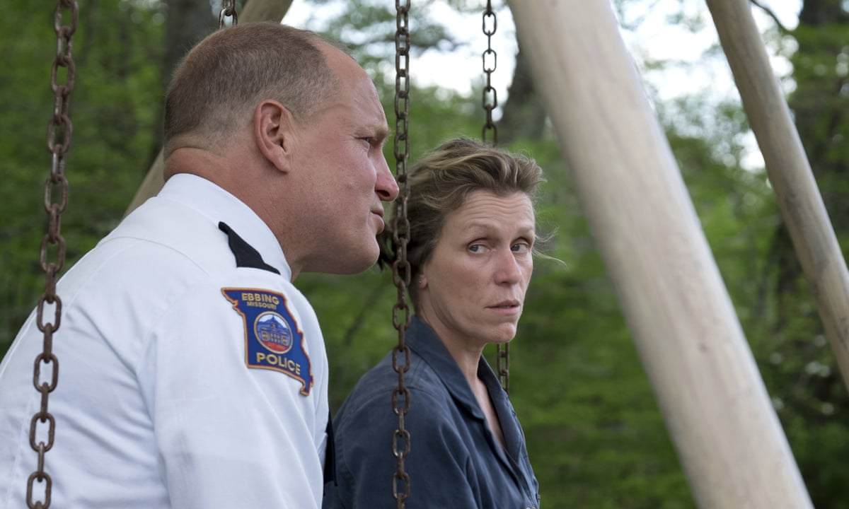 Why Three Billboards Outside Ebbing, Missouri should win the 2018 best  picture Oscar | Three Billboards Outside Ebbing, Missouri | The Guardian