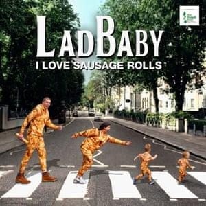 LadBaby – I Love Sausage Rolls.