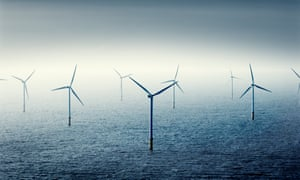 Wind farm at sea<br>GettyImages-1133007846 Wind Farm