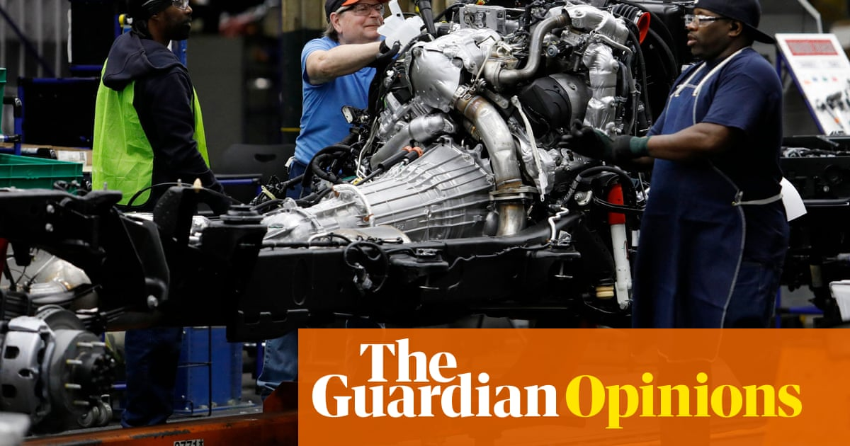 Existential challenges from China, climate and more demand new US industrial policy