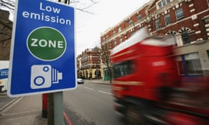 The mayor of London wants to more than double the size of London's planned Ultra Low Emissions Zone and introduce it earlier.