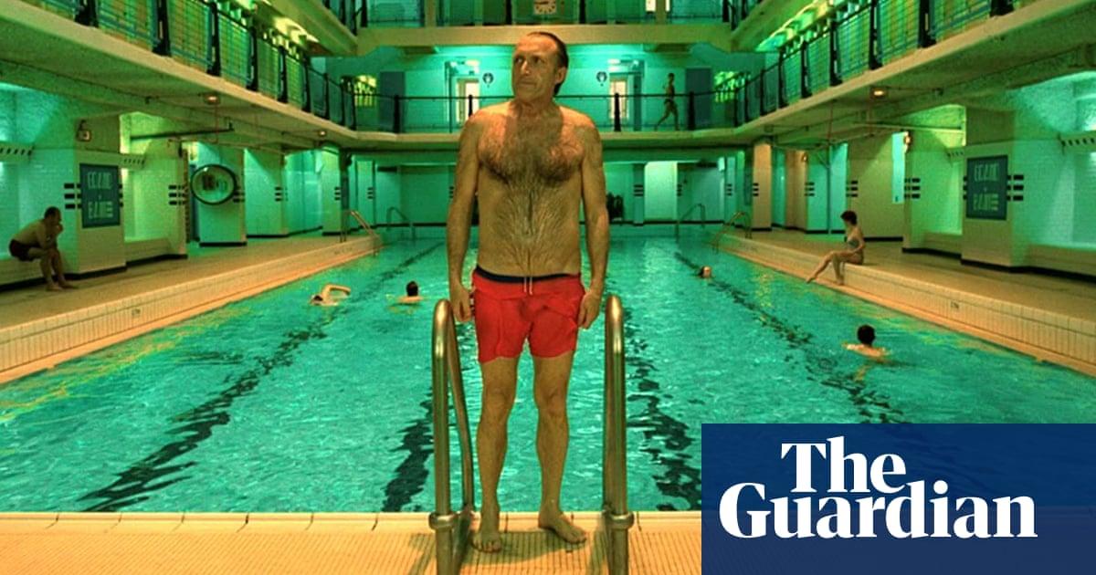 Striking Paris Art Deco Swimming Pool Reopens Travel The Guardian