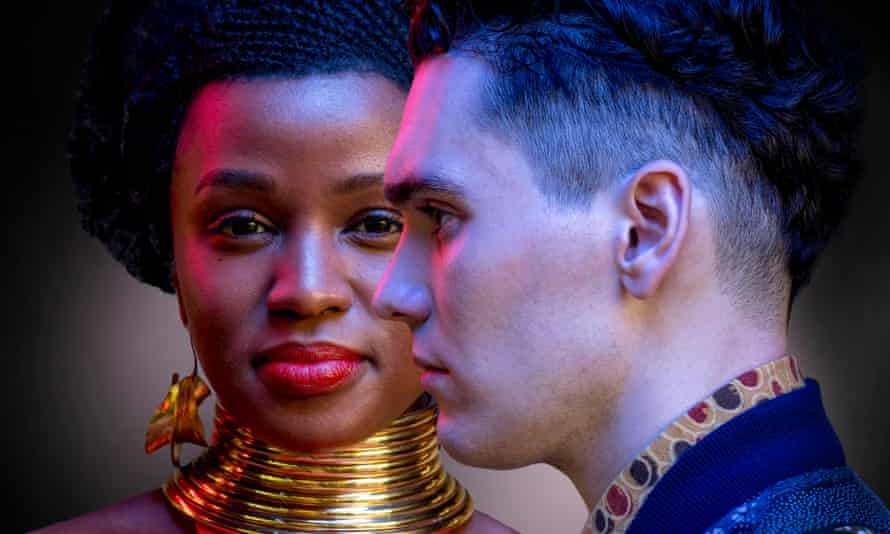 What if? … Masali Baduza and Jack Rowan in the 2020 adaptation of Noughts & Crosses.