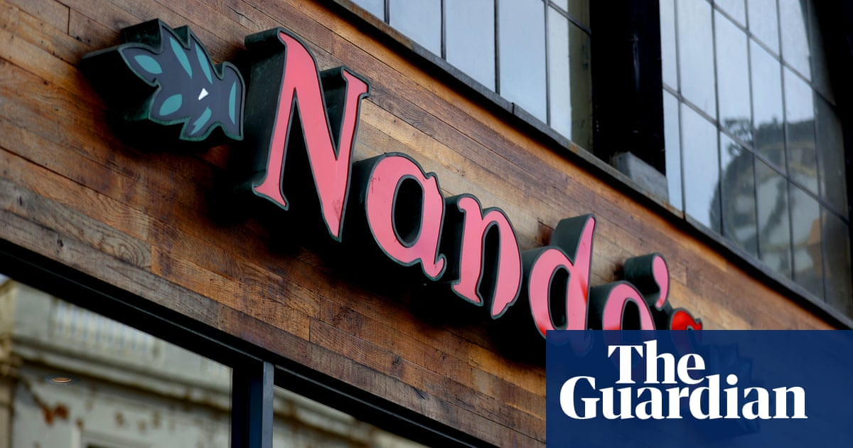 Nando's forced to shut outlets through Covid-related shortages