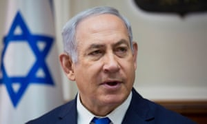 Israeli prime minister Benjamin Netanyahu is a suspect in two cases being investigated.