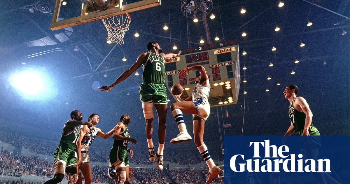 The world's greatest sports stars shot by Walter Iooss Jr – in pictures
