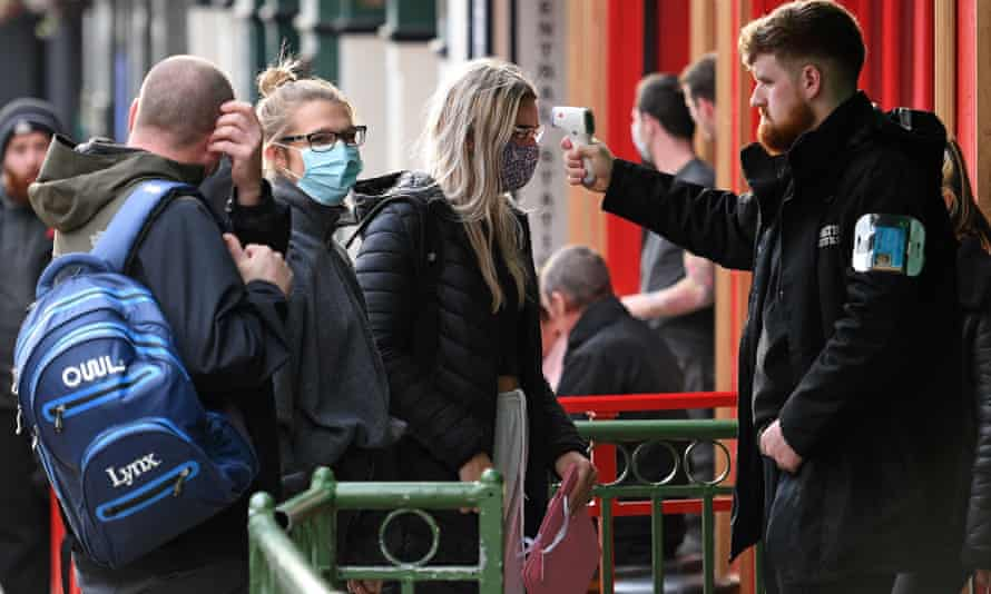 In Liverpool, almost two-thirds of the areas with the highest infection rates were among the poorest 10% of communities in England.