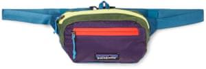 Bum bag, £35, Patagonia mrporter.com