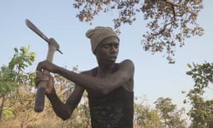 'Wordless journey': Kabwita in Makala