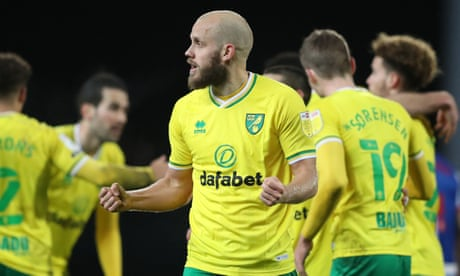 Championship roundup: Pukki keeps Norwich top as Bournemouth hit five