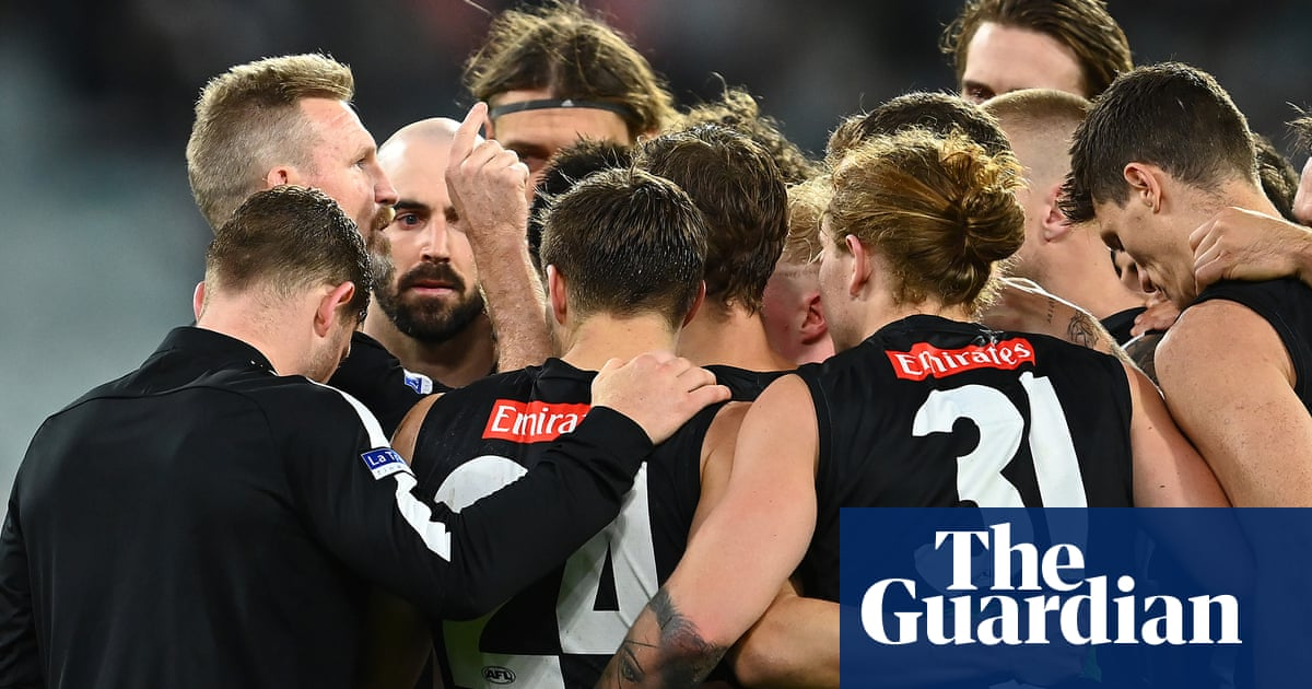 Collingwood revealed as AFL pretenders caught in a crisis of identity | Scott Heinrich
