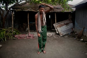 Mental health patient in Bangladesh
