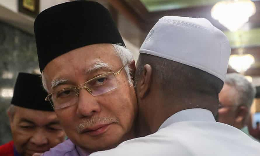 Malaysia's former prime minister Najib Razak is facing investigation for alleged corruption.