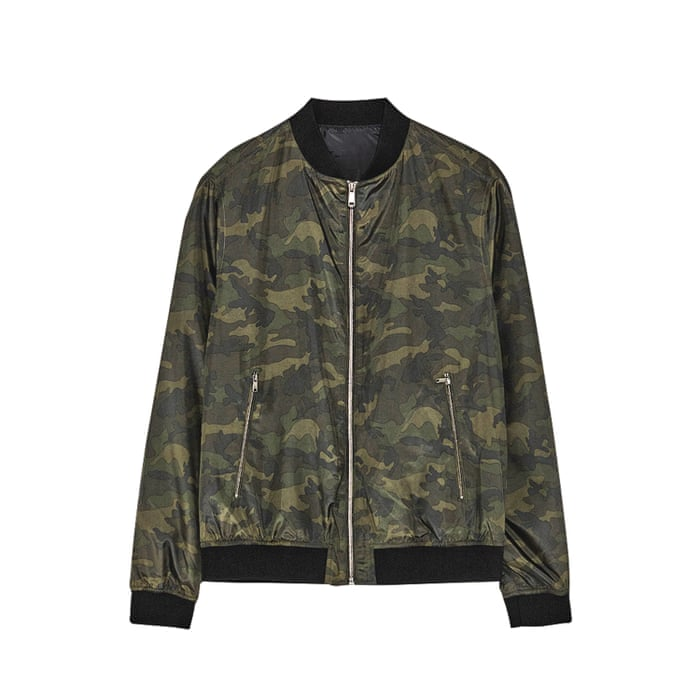 071fb3d77e55a The fashion edit: the 10 best camouflage items for men – in pictures |  Fashion | The Guardian