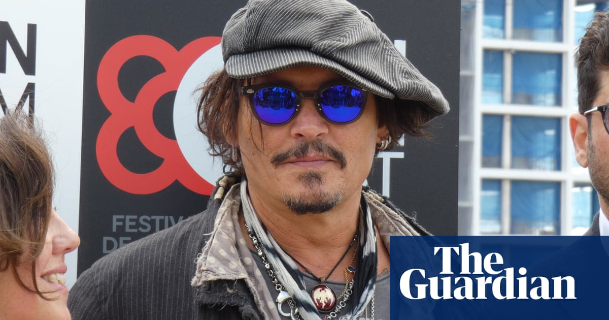 Johnny Depp to get lifetime achievement award from prominent film festival