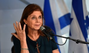 Yitzhak Rabin's daughter Dalia