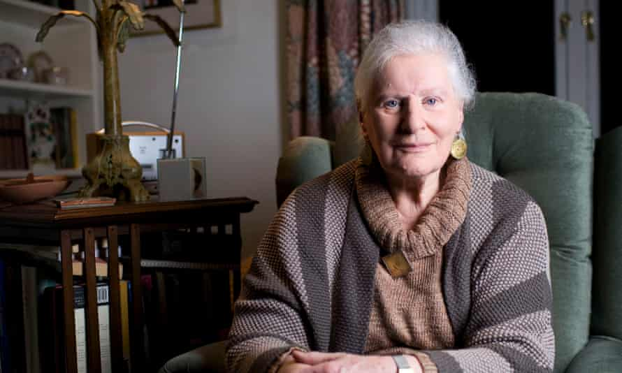 Previous residents include the late writer Diana Athill.