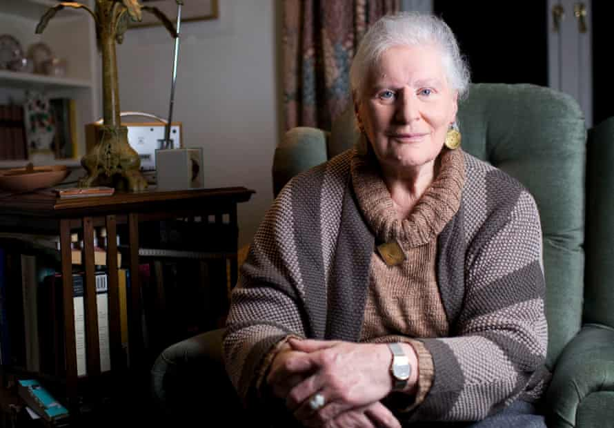 Diana Athill: became a literary success at 83.